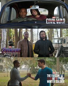 Can't Wait For The Falcon And The Winter Soldier. _ _ Tag Me If You're Reposting My Posts! _ For More Sexy Content Like This… Marvel E Dc, Marvel Comic Universe, Marvel Cinematic Universe, Marvel Avengers, Marvel Comics, Captain America Winter, Steve Rogers Bucky Barnes, Phil Coulson, Loki Thor