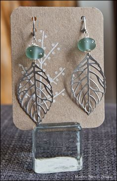 creative and simple way to do earring cards