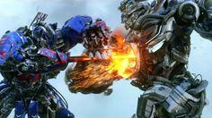 Transformers: Age of Extinction - CLIP: Galvatron vs. Autobots (2014) | ...