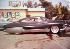 ayala bros. custom cars   Later the car was sold to Dick Jackson who added the light gold/or ...