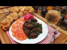 Májfasírt májpuffancs / Szoky konyhája / - YouTube Chicken, Meat, Ethnic Recipes, Youtube, Food, Essen, Youtubers, Yemek, Buffalo Chicken