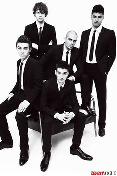 """The Wanted - Teen Vogue photo shoot"" The Wanted Band, Group Photo Poses, Vogue Photo, Men Photoshoot, Group Photography, Photo Grouping, Poses For Men, Group Shots, Business Portrait"