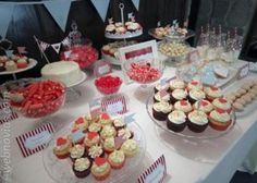 Mmm... ¡Mesas de dulces para tu boda!