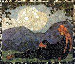 Emilio Pettoruti, nació en Argentina, La Plata 1892, fue un pintor y algo relacionado con el futurismo.