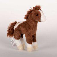 Warrior 8 Appaloosa Plush Horse