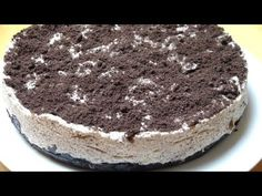 Cookies and Cream Mousse Cake - RECIPE