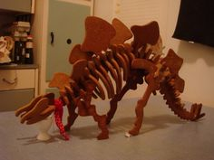 Team Pretty Bake's Christmas gingerbread spectacular. I know, dinosaur, awesome!!!