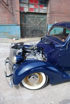 After seeing the thread Chris started for Ford roadsters got me thinking. I wanted to see other guys Coupes as well, Hot Rod or Customs. Custom Muscle Cars, Custom Cars, Ford Roadster, Ford V8, Vintage Cars, Antique Cars, Traditional Hot Rod, Classic Hot Rod, Old Fords