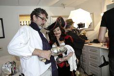 The Talk Photos: Sharon gets ready! on CBS.com
