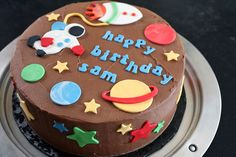 Sam's space cake