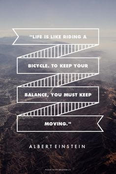 Must Keep Moving
