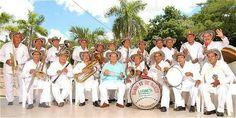 Tradiciones Cordobesas. La Banda de Laguneta, animadora constante de las fiestas de corralejas y folclóricas de la región.