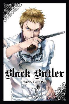 Black Butler Manga 21