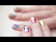 Ciaté Nails - Very Colourfoil Manicure