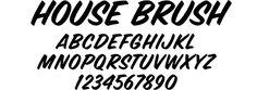Sign Painter Font Kit | House Industries