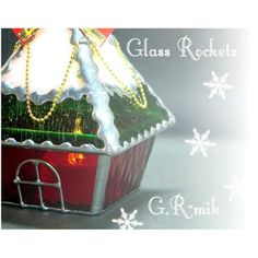 ★クリスマス X'mas LEDキャンドル ステンドグラス