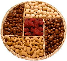 Bulk & Wholesale dried fruits, nuts and gift baskets www.nuts.com
