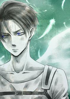 "Shingeki no Kyojin {Attack on Titan} - Rivaille ""Levi"" Ackerman"
