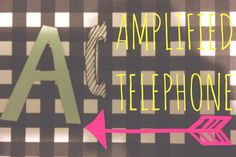 CLUE: A type of intervention used for hearing damage/disease/disorders. AMPLIFIED TELEPHONES help people with conductive hearing loss to better hear people when they want to talk to them over the phone. (1.3)