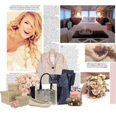 Taylor makes girly and laid-back look so amazing.