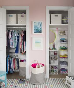 Stations Maximize Utility | 10 Secrets Only Professional Closet Organizers Know
