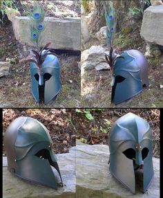 Elven Helmet by ~Carancerth on deviantART
