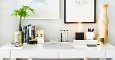 6 Ways to Freshen Up Your Workspace via @PureWow