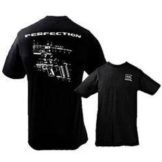 Glock Apparel Breakdown T-Shirt XL Black