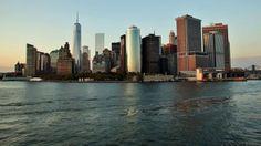 FERRY GRATIS Manhattan desde el ferry gratis de Staten Island en Nueva York