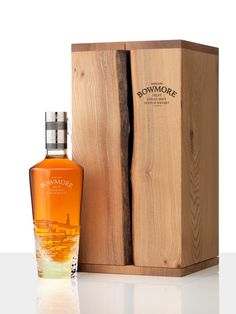 Bowmore, Islay's first Single Malt Scotch Whisky, announce the highly-anticipated second release of Bowmore 50 Year Old, launching on December 50 bottles of the 1961 expression will be re… Whisky Bar, Cigars And Whiskey, Scotch Whisky, Whiskey Gift Set, Whiskey Room, Alcohol Bottles, Liquor Bottles, Coffee Market, Wooden Keychain