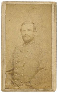 The portrait is identified in period pencil as Wash Hardy. A lawyer by profession, Washington M. Hardy (1835-1880) fought at Big Bethel as a lieutenant in the Buncombe Rifles, Company E, 1st North Carolina before recruiting a company for service in January 1862 in what later became the 60th North Carolina Infantry. #confederate #north carolina