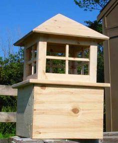 DIY Cupolas - for the hubs