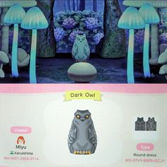 Animals Crossing, Animal Crossing Guide, Animal Crossing Qr Codes Clothes, Halloween Owl, Halloween Designs, Halloween Ideas, Halloween Costumes, Owl Pet, Motifs Animal