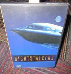 NIGHTSTALKERS - THE AMAZING STORY OF THE STEALTH AIRCRAFT DVD, B1,B2,F117A, GUC