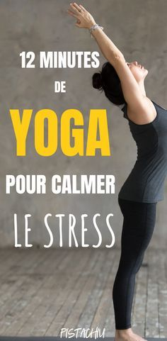 On this article, uncover 12 minutes of yoga to alleviate stress and nervousness. This yoga session will enable you to calm down whereas working your muscle tissue utilizing postures excellent for novices. Iyengar Yoga, Ashtanga Yoga, Vinyasa Yoga, Mat Yoga, Yoga Pilates, Yoga Gym, Pilates Workout, Yoga Fitness, Fitness Exercises
