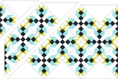 Magnolia Mystery Quilt ++ Blocks and Quilt Top Reveal