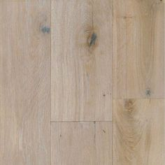Oil finished floors: Wide Plank Engineered Wire Brushed Provence White Oak Wood Floors