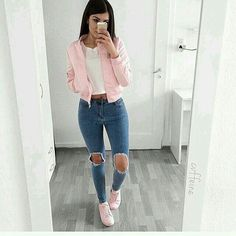 Birthday Outfit Ideas For School Pictures pin on street style Birthday Outfit Ideas For School. Here is Birthday Outfit Ideas For School Pictures for you. Birthday Outfit Ideas For School birthday outfit ideas fo. Mode Outfits, Jean Outfits, Trendy Outfits, Dress Outfits, Dress Ootd, Popular Outfits, Outfit Jeans, Hoodie Outfit, Teen Fashion