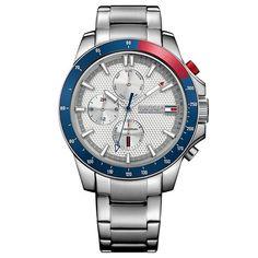 67bd11c866c Relógio Tommy Hilfiger Masculino Aço - 1791166