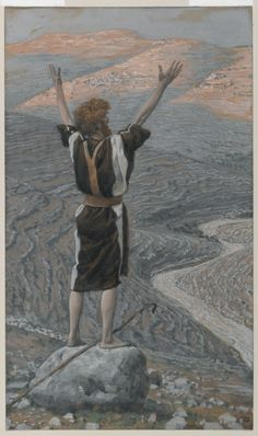 The Voice in the Desert (La voix dans le désert) : James Tissot : Free Download & Streaming : Internet Archive