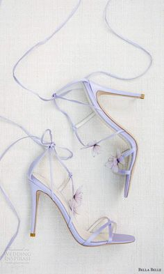 bella belle spring 2021 bridal shoes purple tie ankle strapy high heel sandal (10) sv -- Bella Belle Spring 2021 Bridal Shoes | Wedding Inspirasi #wedding #weddings #bridal #weddingideas #collection:Metamorphosis #label:BellaBelle #season:Spring/Summer #week:112021 #year:2021 ~ Glass Slipper, Bridal Shoes, High Heel, Sandal, Label, Slippers, Spring Summer, Tie, Weddings