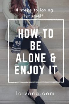 Constantly we find ourselves looking for a company, for some familiar face so that we don't feel alone. But what's so bad about being alone? Do we not know how amazing we are and therefore we try to find other people who would make us feel amazing? How to be alone and enjoy it?