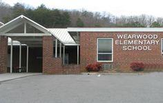 Wearwood Elementary School (K-8)  School Website 3150 Wearwood Drive Sevierville, Tennessee 37872 865-453-2252