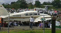 Persiste toma a aeropuerto de Quibdó , Nación - Semana.com Aircraft, Google, News, Aviation, Airplanes, Airplane, Plane