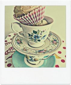 Tea Cups & cupcakes