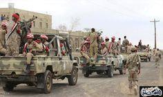 قوات الجيش اليمني تصل إلى مشارف مديرية حيس بمحافظة الحديدة غرب اليمن: وصلت قوات الجيش اليمني إلى مشارف مديرية حيس بمحافظة الحديدة غرب…