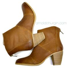 Arnold Churgin laranda Shoe Boots, Ankle Boots, Western Boots, Booty, Beautiful, Fashion, Ankle Booties, Moda, Swag