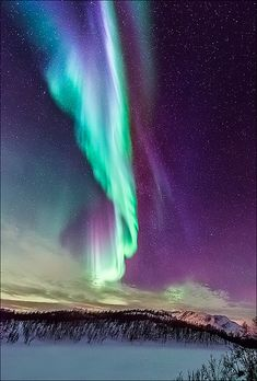 The northern lights, such a rare and natural beauty that everyone must see, they are beautiful..