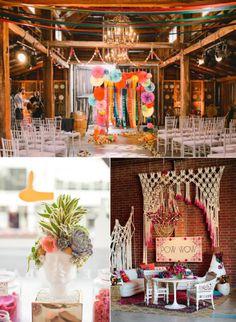 Colourful Fiesta Style Wedding Inspiration | Love My Dress® UK Wedding Blog