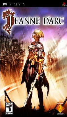 » Jeanne D'arc: Sony PSP  » to be completed